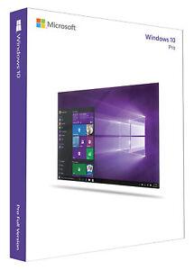 Microsoft Windows 10 Pro Pvp01-0885370920925