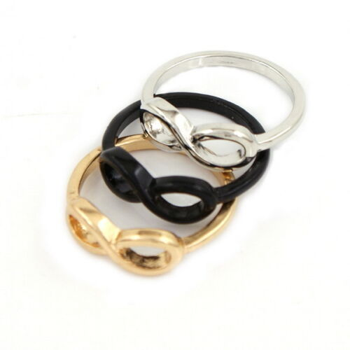 Anello INFINITO One Direction directioner acciaio ring anillo bague steel acier