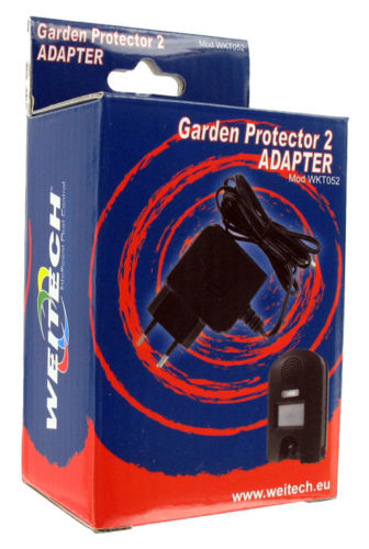 WEITECH-AC Adapter For Garden Protector wk0052 Power Supply Mains Plug