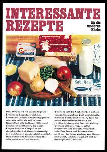 Das Bild Wird Geladen Interessante  Rezepte Fuer Die Moderne Kueche 1968 Lebensmittelindustrie