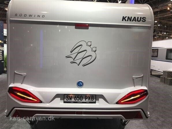 Knaus Sudwind 650 PXB, 2019, kg egenvægt 1650