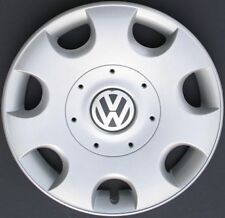 "VW  Volkswagen Golf Mk 5 6 Jetta Beetle Tiguan Style One 16"" Wheel Trim VW469AT"