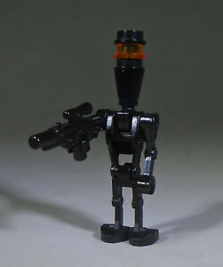 Lego Star Wars Minifigure Clone Wars Assassin Droid Elite Black Sw0222