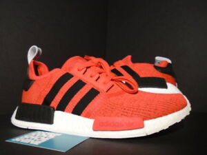 bbbb15150 2017 ADIDAS NMD R1 CORE RED CORE BLACK WHITE ULTRA BOOST PK BB2885 ...