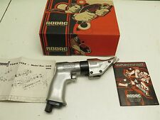 VTG NOS Rodac Pneumatic Tool Power Air-Shears 0220 220-A Sheet Metal Shears NEW