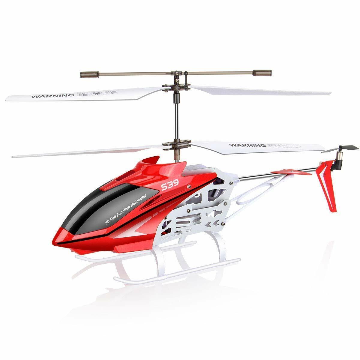 Syma S39 RC Telecomando Elicotteri Droni Drone