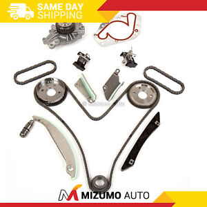 Timing-Chain-Kit-Water-Pump-Fit-2008-Chrysler-300-Dodge-Magnum-Charger-2-7L-DOHC