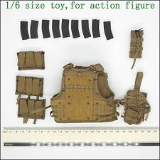 Y59-01 1/6 scale ACE Navy Seals CQB Tactical Vest set