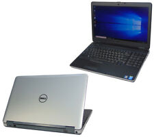 Dell Laptop Windows 10 Latitude E6540 Core i7-4600M 2.90GHz 16GB Ram 480GB HDMI