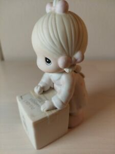 """""""Sharing Is Universal"""" Precious Moments Figurine 5"""""""