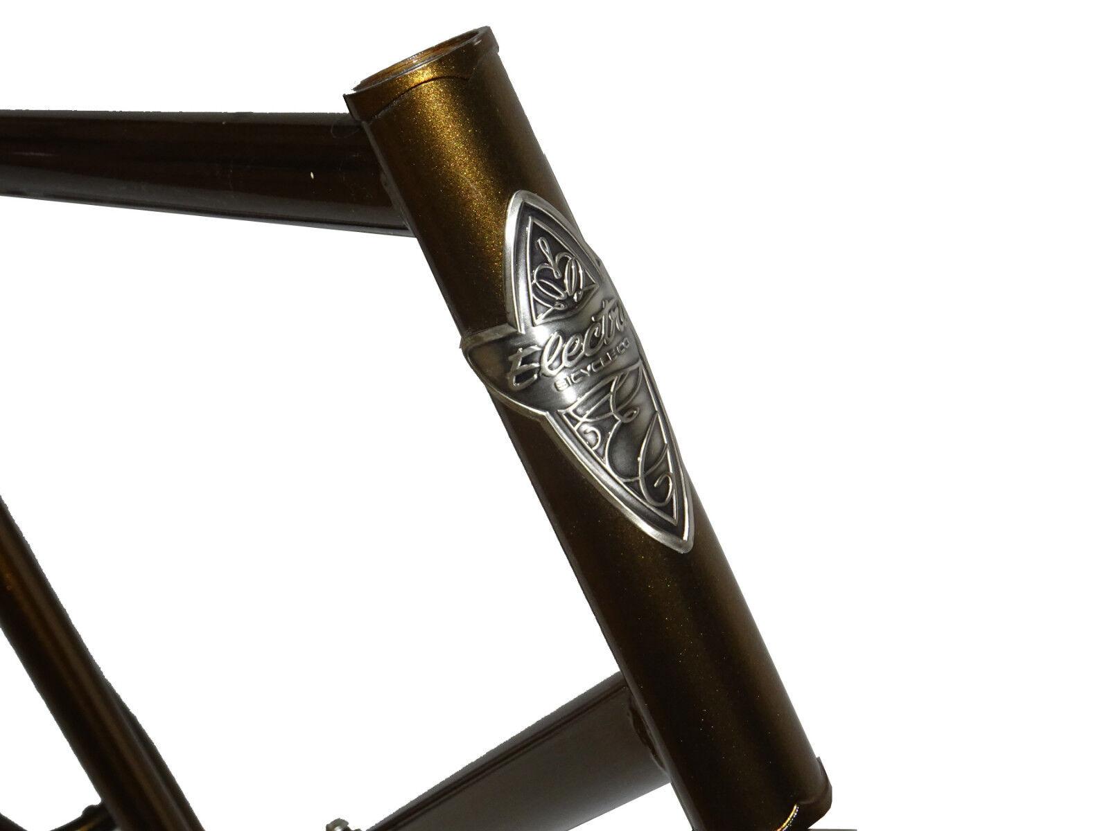 Electra Ticino quadro Kit Set di di di frame Fixie Cr-Mo, 48cm, bronzo metallizzato c7a3e0