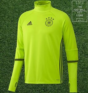 53a78356f Image is loading Germany-Training-Top-Official-adidas-Mens-Training-Wear-