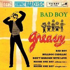 GREASY Bad Boy CD - new - Japanese Rockabilly Neo-rockabilly Rock & Roll Japan