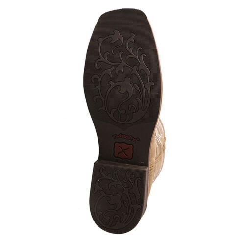 Bomber WTH0012 Twisted X Women/'s Top Hand Western Cowboy Boot