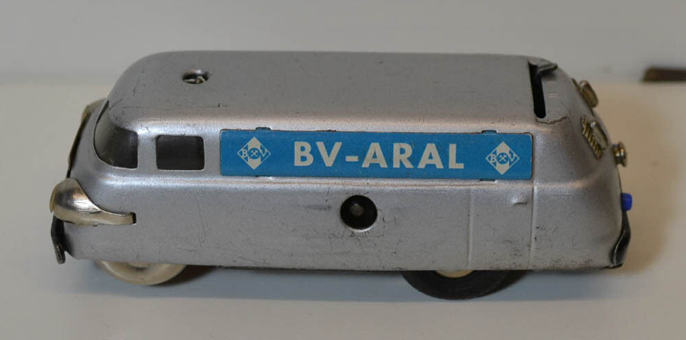 Schuco - Patent - Varianto 3046 - BV ARAL - Bus - Made in W.Germany (33)