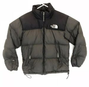 44f93af3c4 Vintage The North Face Nuptse 700 down Puffer Jacket Gray Mens ...