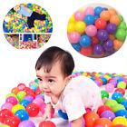 Pack of 200 Baby Toddler Ball Pit for Kids Plastic Ball Pit Balls Playpen Balls