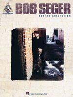 Bob Seger Guitar Collection Sheet Music Guitar Tablature 000690604