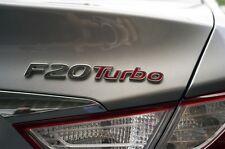 For 2011 2012 2013 2014 HYUNDAI SONATA F20 Turbo OEM Emblem 2.0 Turbo