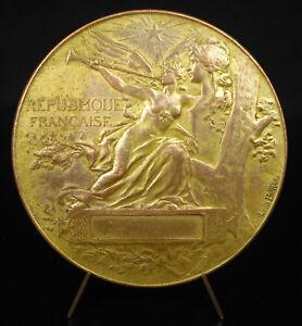 Medaglia-Uniface-Rovescio-Esposizione-Universale-1889-Louis-Alexandre-Bottee