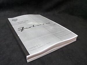 lancia fulvia workshop manual ebay rh m ebay ie Lancia Stratos Lancia Thema