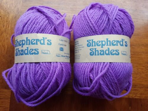 Brown sheep company shepherd/'s shades SS633 Lilac Spray