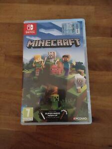 Nintendo Switch Minecraft