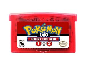 Pokemon-Trading-Card-Game-1-and-2-Combo-Multicart-GBA-Gameboy-Advance-USA