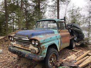 1959 Chevrolet C10 Apache