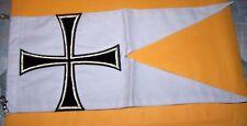German Prussian Navy Fleet Ship Iron Cross War Battle Pennant Pennon Burgee Flag