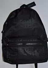 Tommy Hilfiger Signature Black Handbag 6931307 990 Designer Backpack $98.00