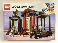 LEGO 75971 Overwatch Hanzo vs Brand New Free Del Genji Ideal For Christmas