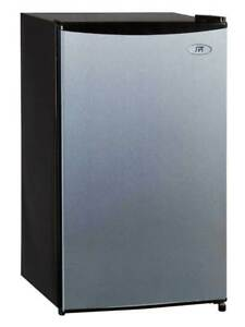 Sunpentown SPT 3.3 cu.ft. Compact Refrigerator in Stainless Steel - RF-334SS