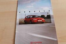 131171) Toyota Corolla Prospekt 07/1995