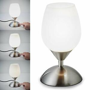 Lampe Détails IntensitésTable kLicht 3 Sur Fonction Chevet B De Tactile Avec Touch VpSUzM