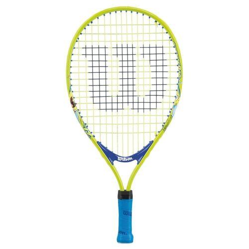 Wilson Bob L/'Éponge Junior Raquette De Tennis