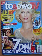 To & Owo TV 20/2015 CHARLIZE THERON,Colin Farrell,Daniel Craig,Eurovision  2015