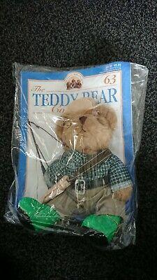 Costante Il Teddy Bear Collection-issue 63 Andrew Il Pescatore Sigillato-mostra Il Titolo Originale Bello A Colori