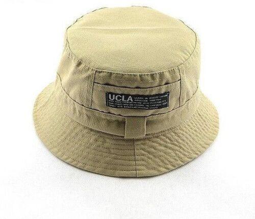 New Mens Ladies Bush Bucket Boonie Festival Fishing Summer Sun Beach Hat Cap