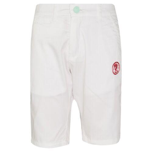 Kids Boys Shorts White Chino Shorts Summer Knee Length Half Pant New Age 2-13 Yr
