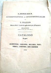 1878-CATALOGO-LIBRERIA-PELLERANO-DI-NAPOLI-OPERE-SCIENTIFICHE-E-INDUSTRIALI