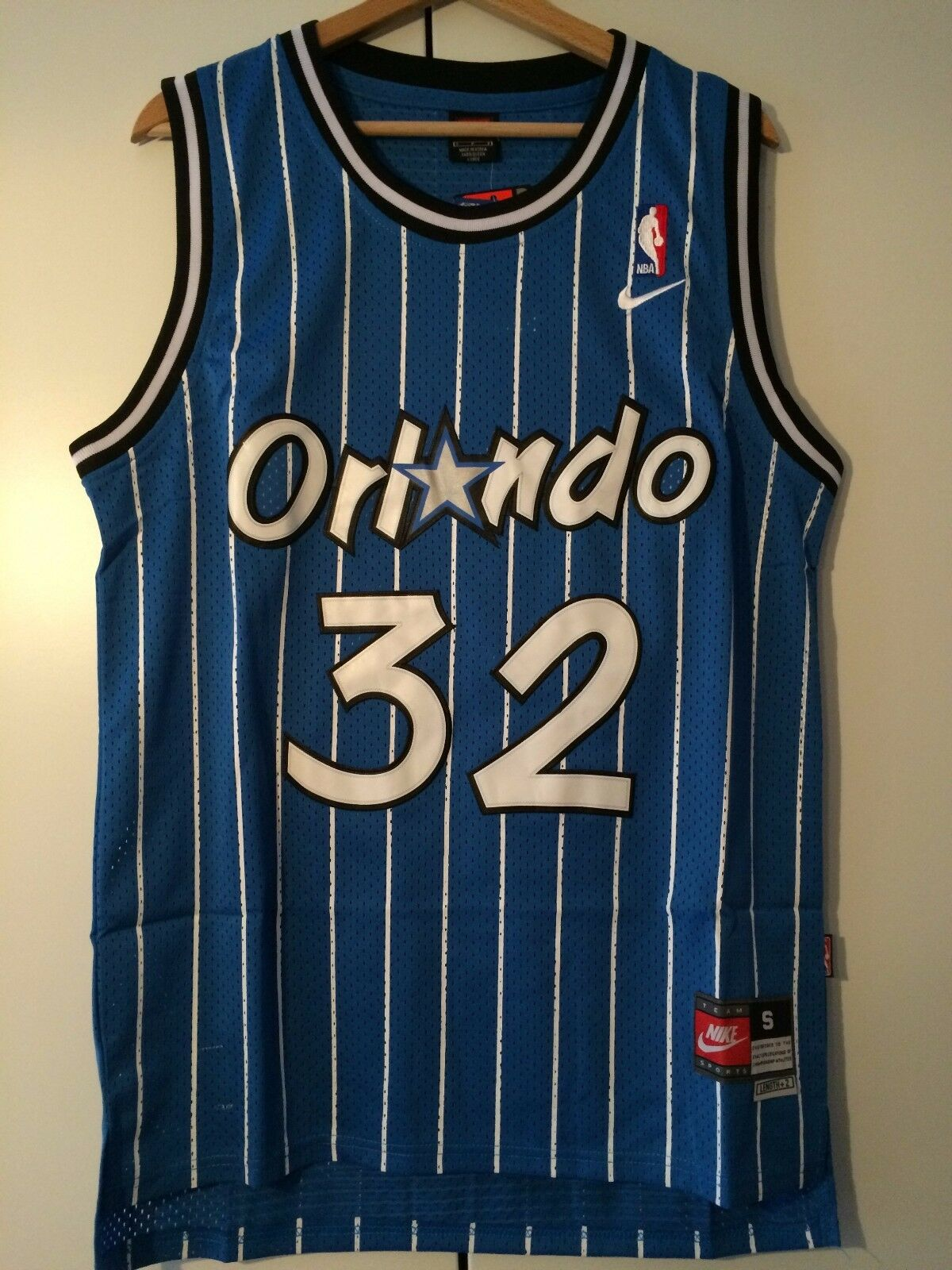 Canotta basket maglia Shaquille O/'Neal jersey Orlando Magic New S//M//L//XL//XXL *
