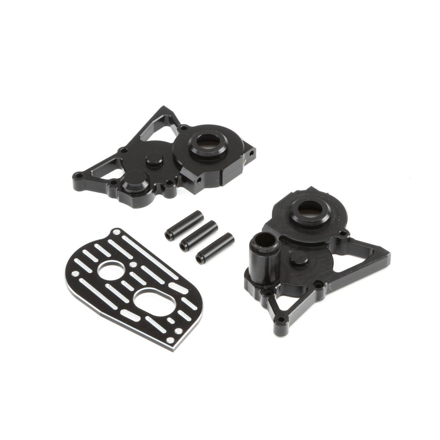 Team Losi Racing TLR332063 Gear Case Set, 3-Gear, 3-Gear, 3-Gear, Dirt Laydown  22 3.0 54baff
