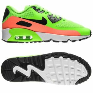 8a7f28009a Details about boys/youth 5/wmns 6.5 air max 90 FB/SE gs 852819-300 electric  green/black-volt
