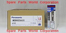 MSD023A1X-Panasonic AC Servo Driver In Stock-Free Shipping($850USD)