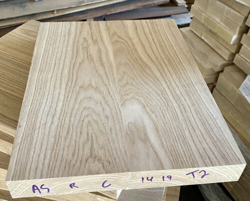 Lightweight ROASTED Swamp Ash 2 Pc 19 x 14 X 1.78 sanded GUITAR