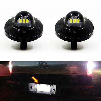 New 3w Full LED License Plate Light Kit For Ranger Raptor Explorer