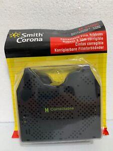 2-Pack Smith Corona 21000 Correctable Typewriter Ribbon