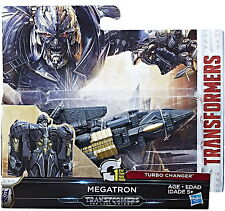 Transformers The Last Knight 1-Step Turbo Changer Wave 2 - Megatron
