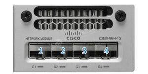 REF-Cisco-C3850-NM-4-10G-3850-4-x-10GE-Network-Module